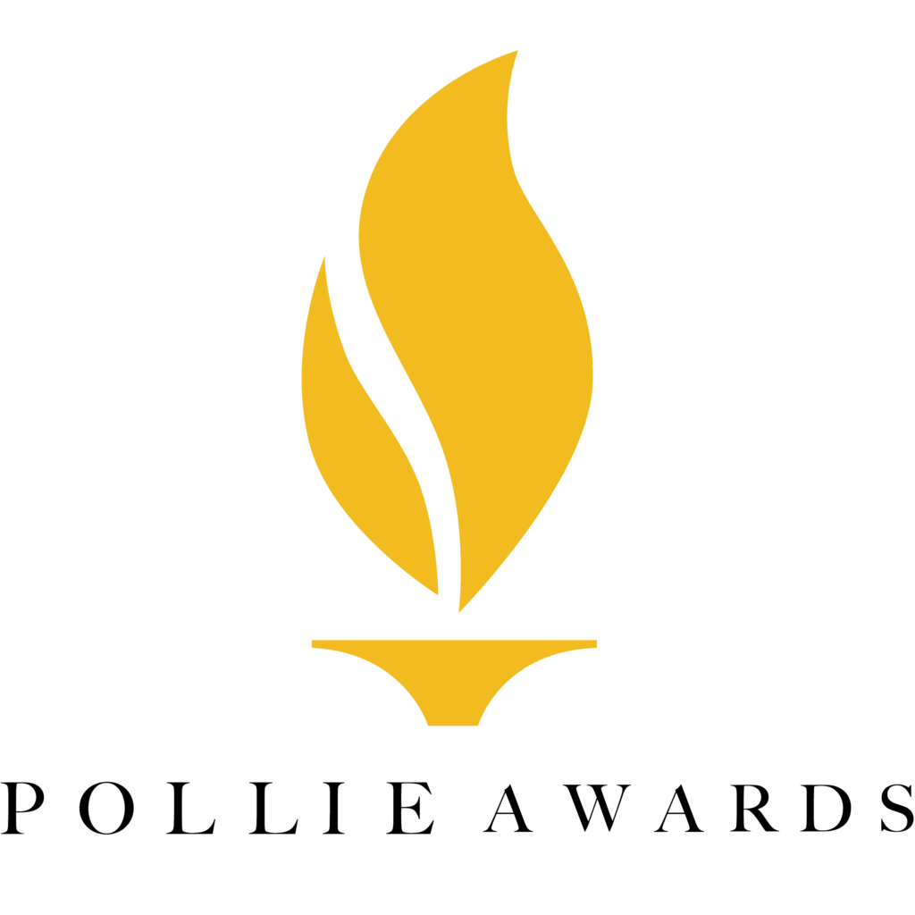 pollie awards logo