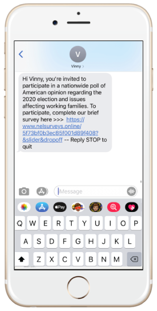 UAW text phone